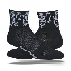 "Chaussettes Defeet Aireator ""bone shaker"""