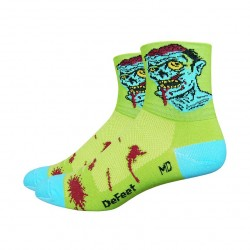 Chaussettes Defeet Aireator Zombie