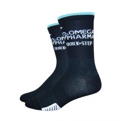 Defeet Omega Pharma Quickstep 2014 socks