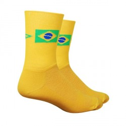 Defeet Aireator Hi-Top double layer Brazil