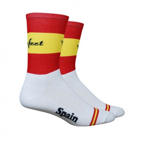 Chaussettes Defeet Aireator Hi-Top Espagne
