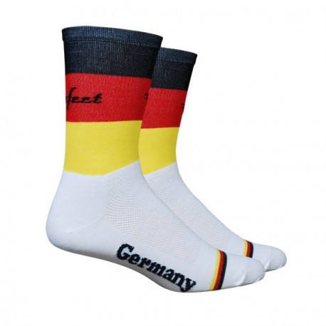 Chaussettes Defeet Aireator Hi-Top Allemagne