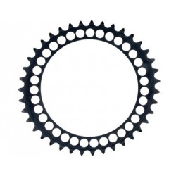 Rotor Q Rings for triple cranks