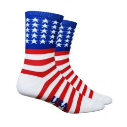 Chaussettes Defeet Aireator Hi-Top USA