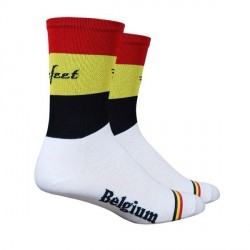 DeFeet Aireator Hi-top Belgium white