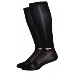 Chaussettes de compression Defeet Decompressor noir