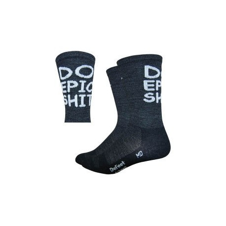 Defeet Wooleator hi-top Do Epic Shit