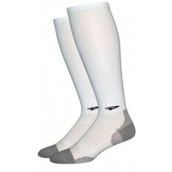 Chaussettes de compression Defeet Decompressor blanc