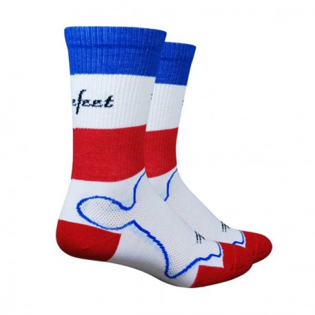 Chaussettes Defeet Levitator trail France