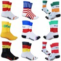 Round the world DeFeet country socks